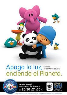 La Hora Del Planeta 2010 Cambio Climatico Org