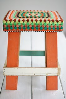 wood & wool stool wynne