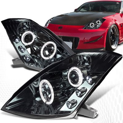 Perfect Nissan 2003 Nissan 350z Headlights