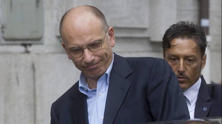 Letta planteará una cuestión de confianza en el Parlamento ante el pulso de Berlusconi