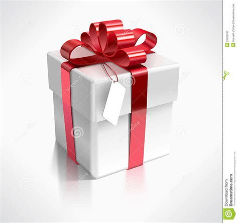 Gift   Box Illustration Royalty Free Stock Photography