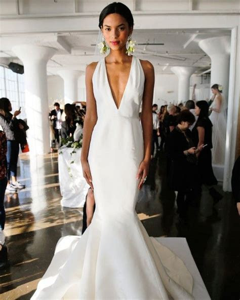 Best 25  Silk wedding gowns ideas on Pinterest   Silk