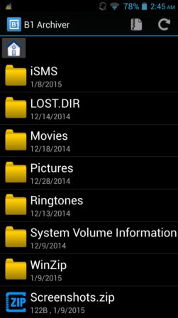 aplikasi bi archiver android