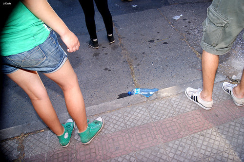 Cuestión de Zapatillas by Alejandro Bonilla