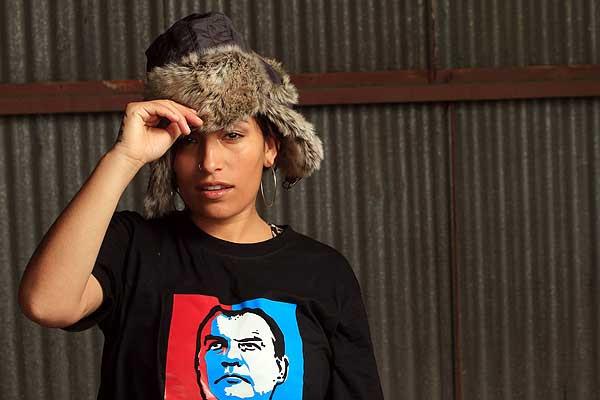 Ana Tijoux con todo: Habla de su nuevo disco, su próximo show y su malestar con el Gobierno