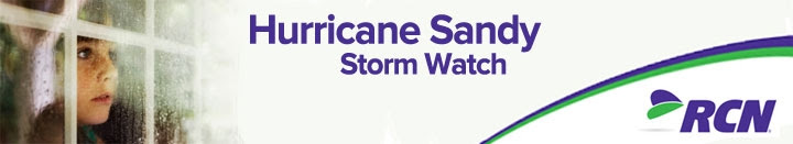 Hurricane Sandy - Storm Watch
