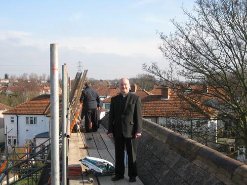 Church roof 008