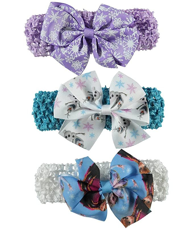 Amazon.com: Disney Frozen Hair Box Set (3-Pack): Toys & Games