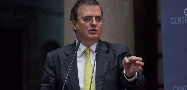 Marcelo Ebrard, jefe de gobierno capitalino. Foto: Miguel Dimayuga