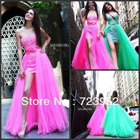 Romper Prom Dress Removable Skirt  Prom Dresses dressesss