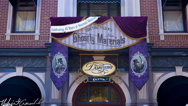 Disneyland Resort, Disneyland, Disneyana, Haunted Mansion, Merchandise