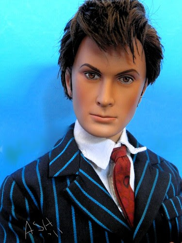 The 10th Doctor- Tonner