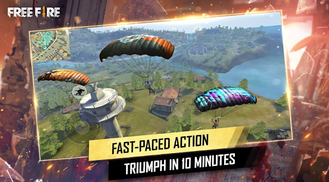 Garena Free Fire Mod Apk v1.51.2 Unlimited Diamonds and Coins Download