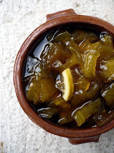 Mostarda d'anguria bianca