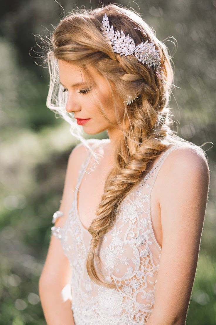 15 Cute Fishtail Braids  You Should Not Miss Pretty Designs
