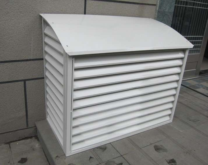 Hvac Parts Air Conditioner Cage