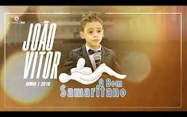 O Bom Samaritano   Pregador Mirim João Vitor Ota