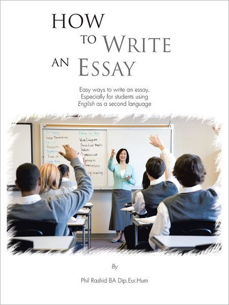 how to write an essay for esl students