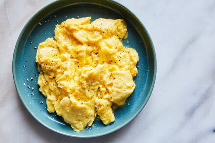 TREND ESSENCE:This Is How You Get the Best Scrambled Eggs