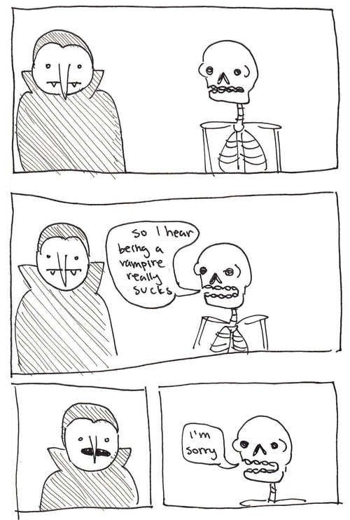 Vampire Puns - totally using this on Halloween