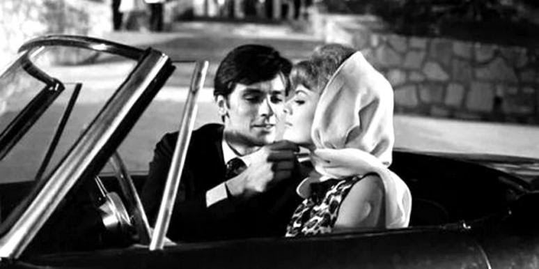 Image result for vintage couple romantic getaway