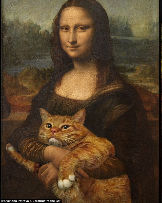 Mona Lisa's smile in the famous painting by Leoardo da Vinci, is a mystery no more