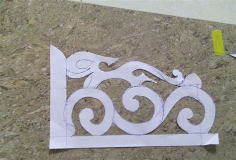 Simple DIY Make Thermocol Temple Craft Tutorial   Craft