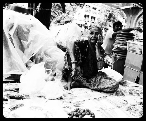 She Waits For The Arrival of Her Lord,,, Lalbagh Chya Raja by firoze shakir photographerno1