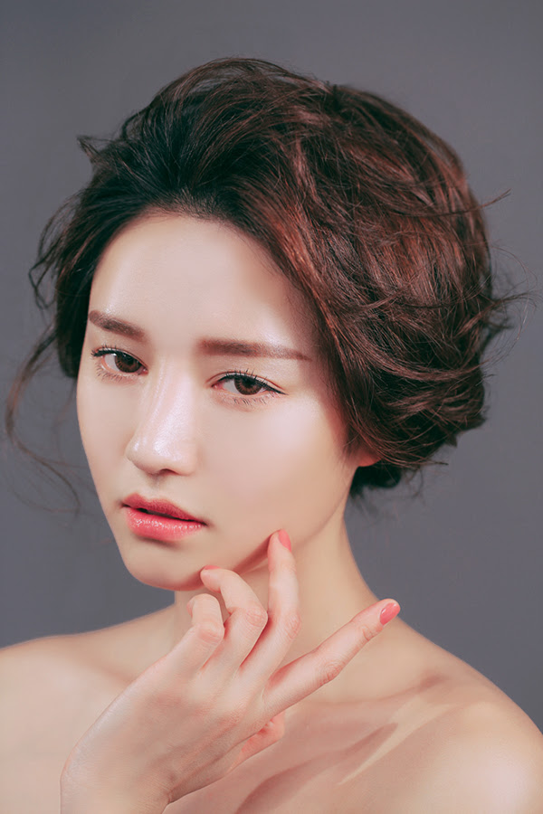Latest korean makeup trend