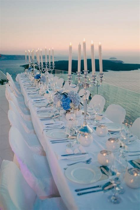 Pin by Trendy Bride on Wedding Decorations   Greece