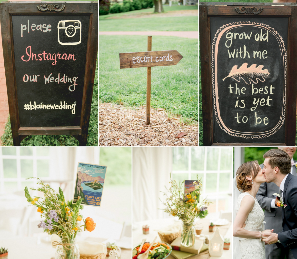 5 Reasons to Use a Wedding Hashtag - Rustic Wedding Chic