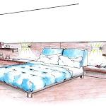 Personalizzare la camera da letto con soluzioni d'arredo multifunzionali