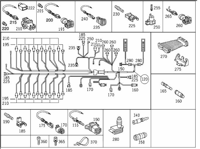 Need S600 Coupe Engine Wiring Harness electrical diagram ...
