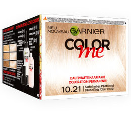 Garnier Color me 10.21 Sehr helles Perlblond