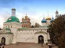 Фильм о Московской духовной академии