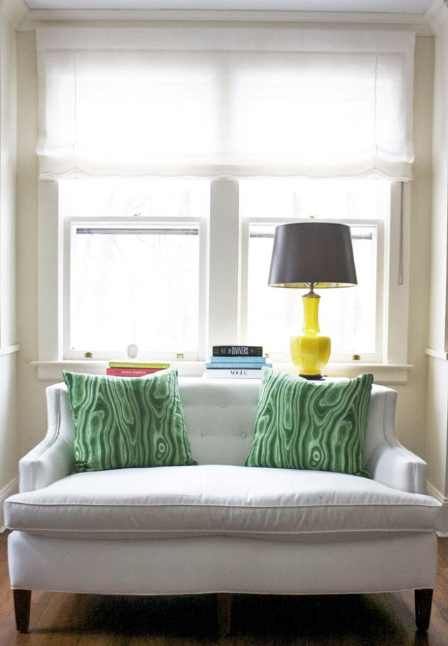 Good Bones Great Pieces, a love seat is a must!