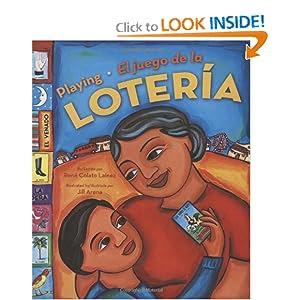 Playing Loteria / El juego de la loteria: Rene Colato Lainez, Jill ...