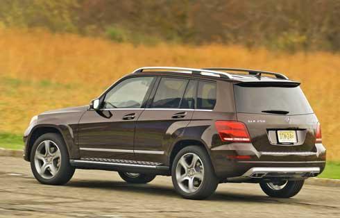 Options Explained: 2014 Mercedes GLK Class Options ...