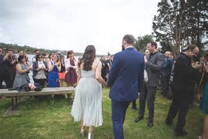 Casual and Colourful Wedding in Cork · Rock n Roll Bride