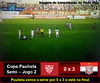 Paulista vence Linense por 3 a 0 e pela 2ª vez seguida está na final da Copa Paulista