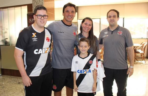 Zé Ricardo também atendeu família de Caçador
