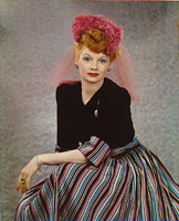 Lucille Ball by Harry Warnecke (1900 - 1984)
