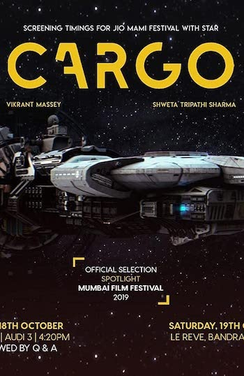 Cargo 2019 Hindi 720p 480p WEB-DL 850MB And 300MB