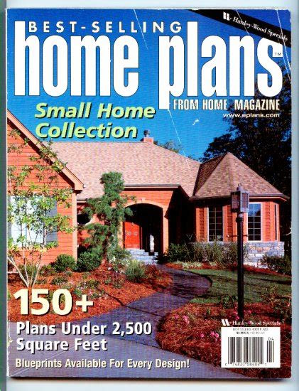 selling home plans  home magazine small home
