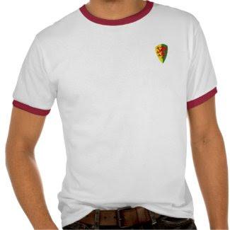 William Marshal Lion Shirt shirt