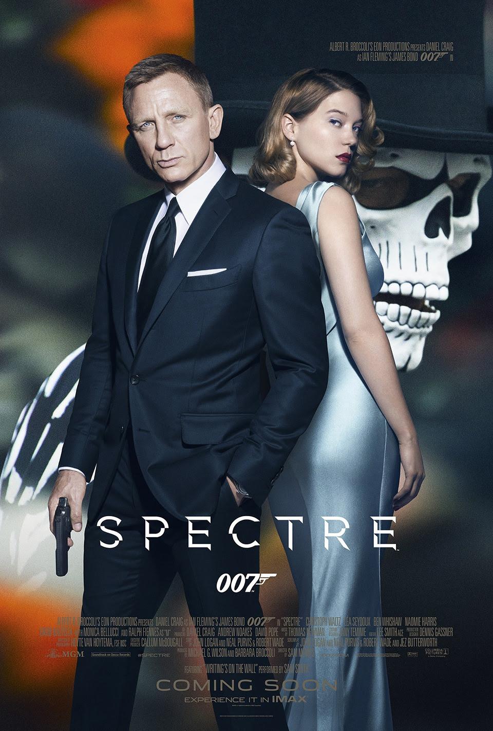 ĐIỆP VIÊN 007: BÓNG MA SPECTRE Bond 24: Spectre (2015)