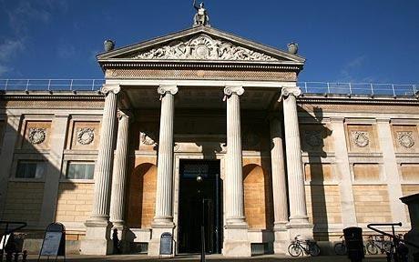 Ashmolean museum: o primeiro museu público do mundo!