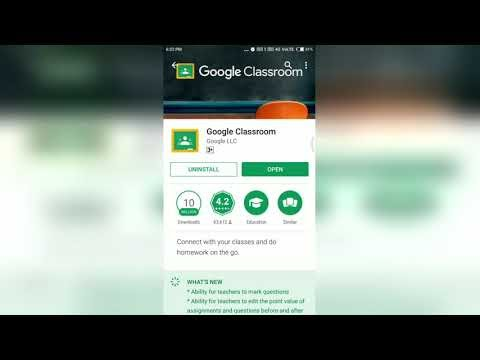 Google Classroom introduction and Video tutorial in Tamil