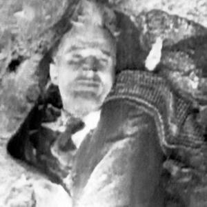 Ceaucescu tras la ejecución el 25 de diciembre de 1989