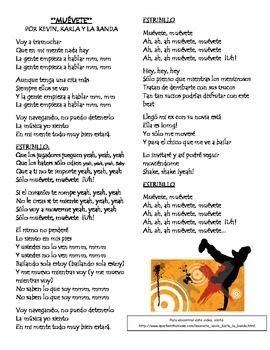 Sing A New Song Lyrics Spanish